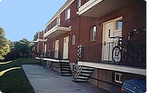 Colonial Heights Townhouses